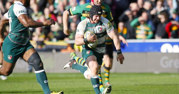 Six Outstanding Tries on Shortlist for Premiership Try of the Season