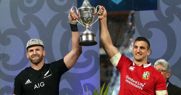 Series drawn as All Blacks and British & Irish Lions decider ends in stalemate