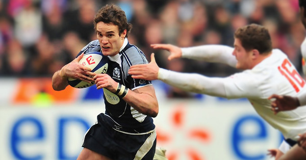 Thom Evans to make rugby return in Dubai 7s