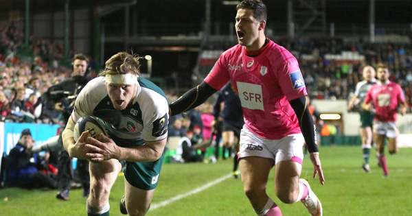 Leicester Tigers beat Stade Francais in opening round of Champions Cup