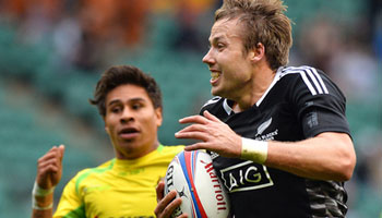 New Zealand victorious at London Sevens - All the highlights and Best Tries