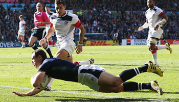 Scotland go two from two with bonus point win over USA in Leeds