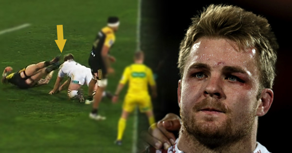 TJ Perenara escapes ban after kicking Sam Cane in the face