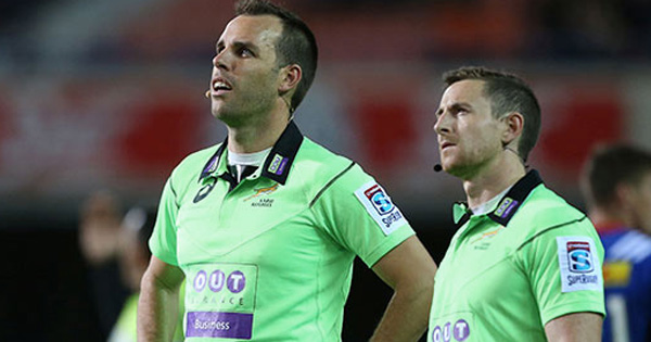 Awkward discussions eliminated with new SANZAAR Super Rugby TMO Protocol