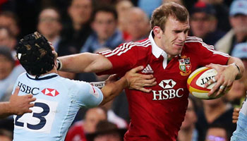 British and Irish Lions too strong for determined Waratahs in Sydney