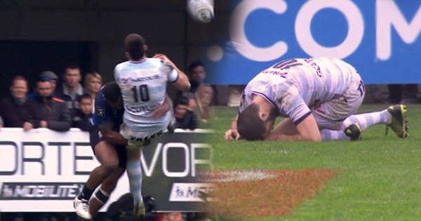 Timoci Nagusa huge hit leads to Jesse Mogg try in Montpellier romp
