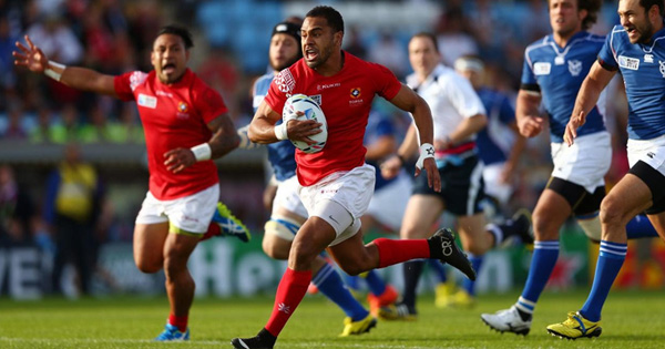 Tonga experience and power too much for spirited Namibians