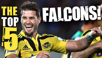 Rugby HQ's Top 5 'Falcons' of All Time
