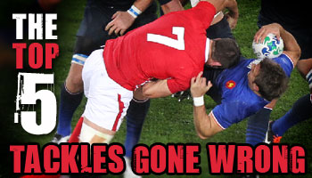 The Top Five Tackles Gone Wrong Of All Time