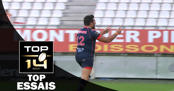 Five Sensational Tries from Round Six in France