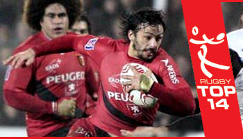 Top Ten Tries of the French Top 14 this year so far