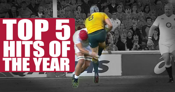 The Top 5 Biggest Hits of the Year