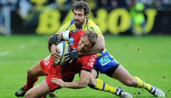 Best Tries of the Top 14 - Round 11 - 2012