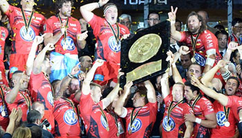 Toulon do the double by claiming elusive Top 14 title with win over Castres