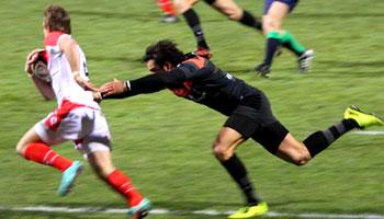 Toulouse edge Biarritz to maintain unbeaten home record