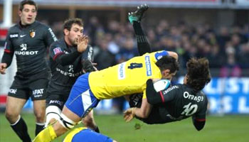 Toulouse hold off Clermont in another classic Top 14 tussle