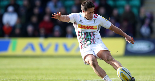 Harlequins confirm departing players following Ruaridh Jackson signing