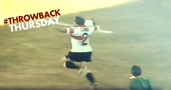 #Throwback Thursday: Transvaal dominate with great tries in 1993