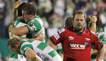 Treviso upset Scarlets in opening Magners League weekend