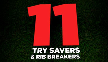 Try Savers & Rib Breakers 11