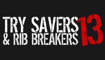 Try Savers and Rib Breakers 13
