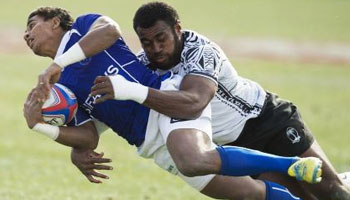 Samoa hang on to win in Fiji for the first time in sixteen years