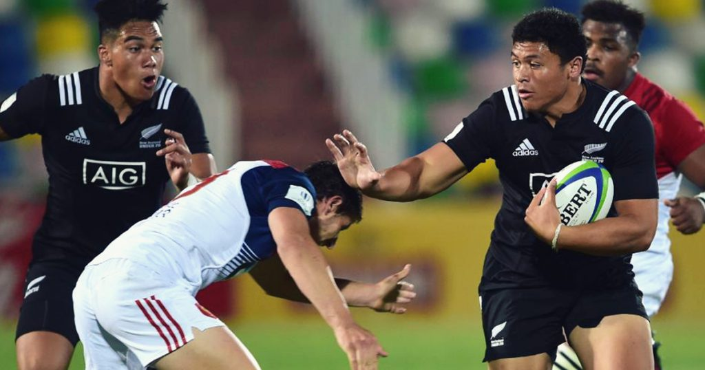 WATCH LIVE: World Rugby U20 Championship Semi Finals day