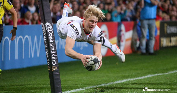 Ulster score stunning tries to start PRO12 with strong performance