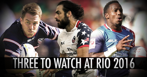 Three stars to watch out for as the USA 7s squad for Rio is announced