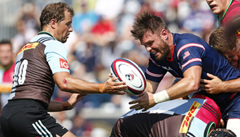 Harlequins beat the USA Eagles in historic once off game in Philadelphia