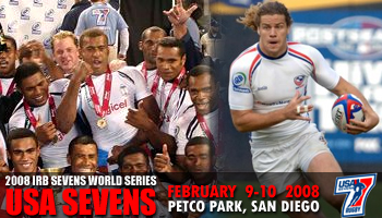 Best Tries from the 2007 USA Sevens