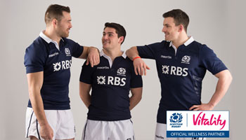 WIN tickets to Scotland vs Ireland at BT Murrayfield this weekend
