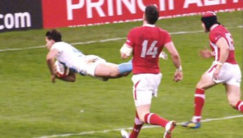 Argentina beat Wales in Cardiff for the first time in eleven years