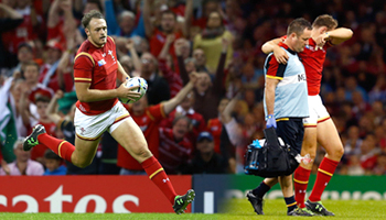 Wales off to a winning start but sweat over fresh injuries