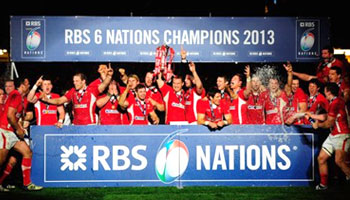 Wales thrash England by record score to retain Six Nations title