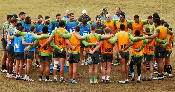 Wallabies turn to experience with Rugby Championship 33-man squad