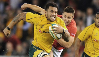 Wallabies vs Wales 2012 - 2nd Test - Full Match