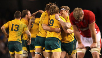 The Wallabies snatch dramatic win over Wales at the death