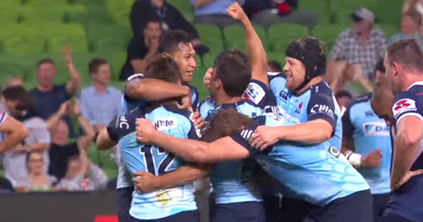 Super Rugby 2017 - Round 5 Highlights