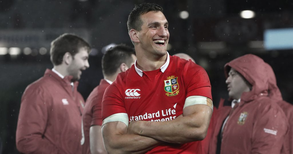 Fitting video tribute after Sam Warburton is forced to retire from rugby