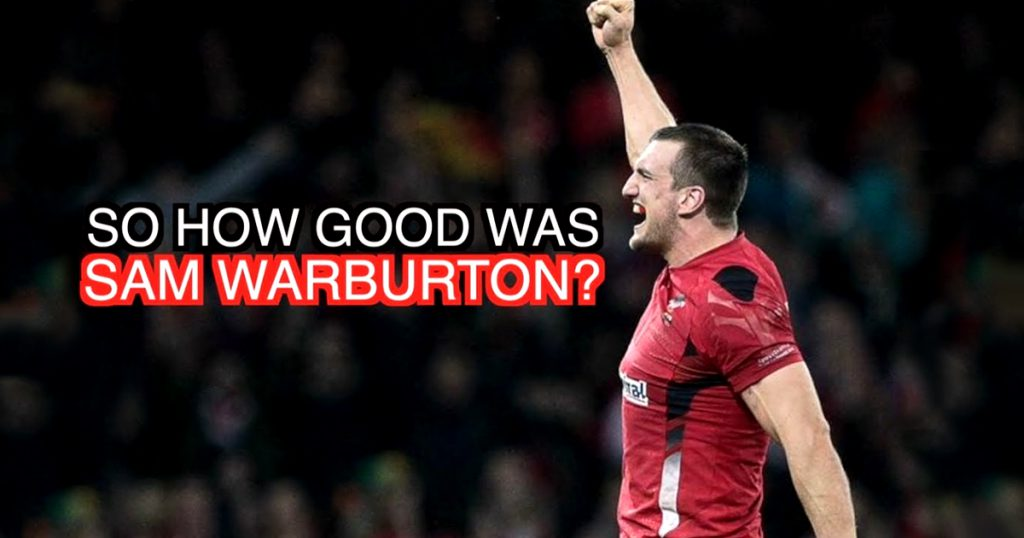 So How Good Was Sam Warburton? This brilliant analysis reveals all