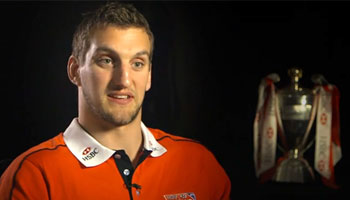 Catch up with Wales captain Sam Warburton on Total Rugby