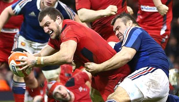 Wales bounce back with strong win over France in Cardiff