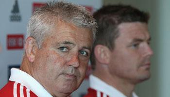 Lions coach Warren Gatland dispels talk of spying allegations