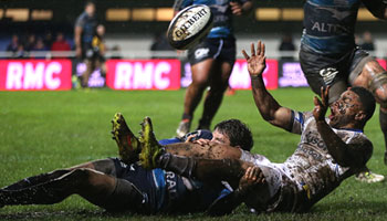 Best Tries from Round 3 of the Champions Cup PLUS Facts and Stats