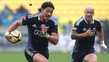 New Zealand beat South Africa to claim Wellington Sevens victory