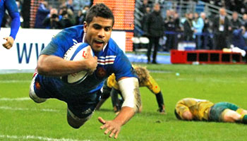 Wesley Fofana feature on Total Rugby