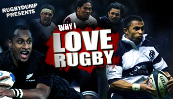Why I Love Rugby