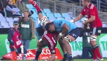 Waratahs Will Skelton and Tolu Latu both suspended for double lifting tackle