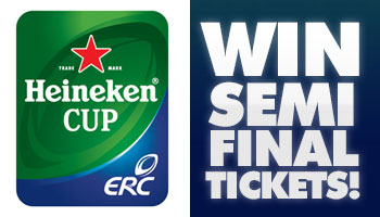 WIN tickets to watch Saracens vs Clermont in the Heineken Cup Semi Final
